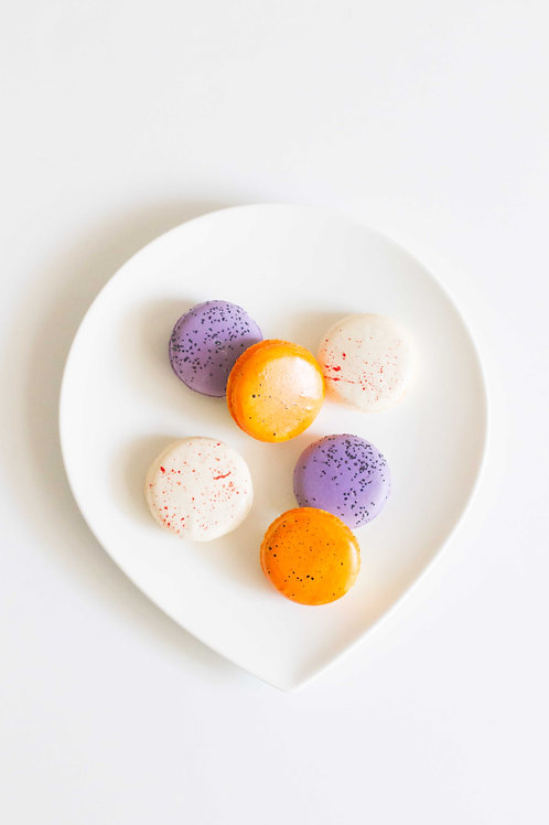 French Macarons (Set of 6)