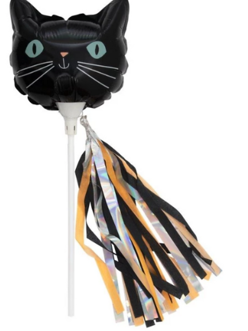 Black Cat Balloons