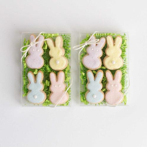 """Peep"" Sugar Cookie Box (Individual)"