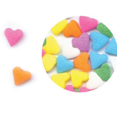 Celebakes Heart Sequins (5 oz)