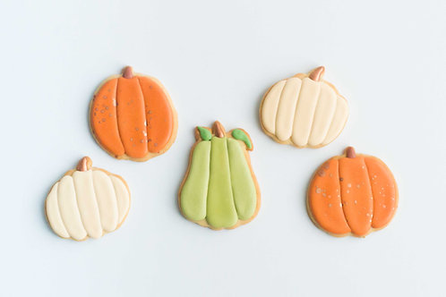 Assorted Gourd Cookie Set