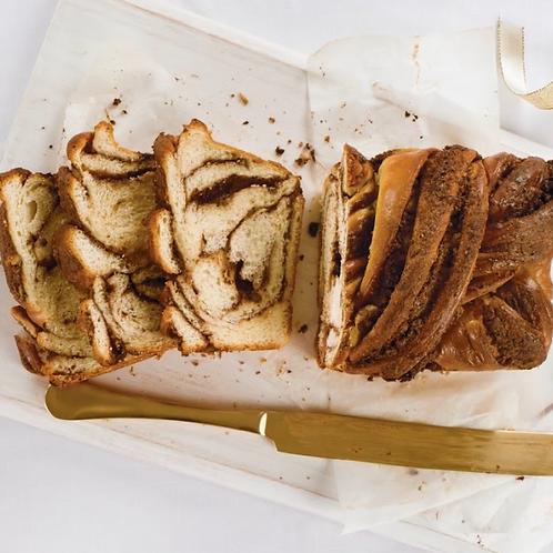 Chocolate Babka Loaf