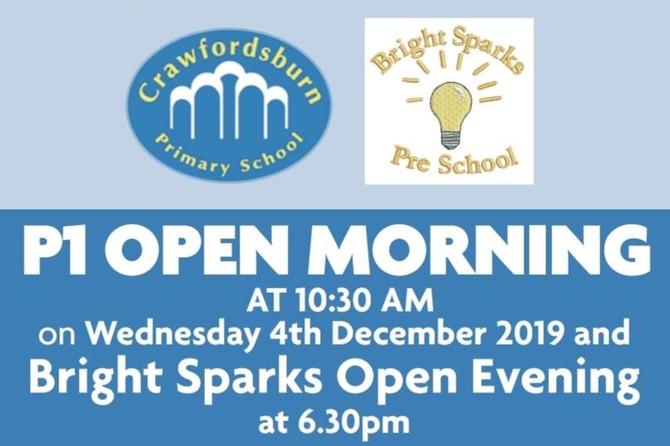 Open Morning 2019