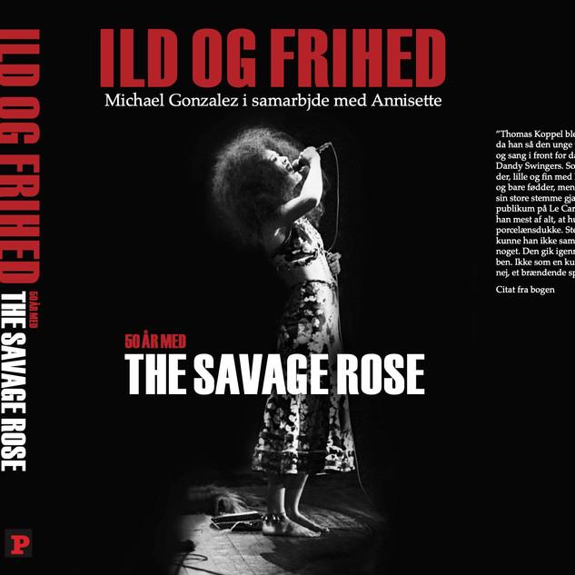 Savage Rose omslag