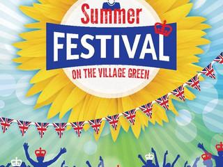 Jolly Jam Jars @Wisborough Green Summer Festival