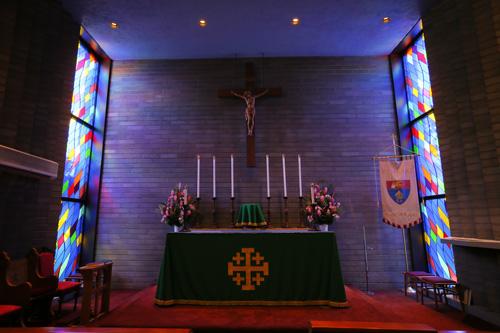 セントマークス教会
