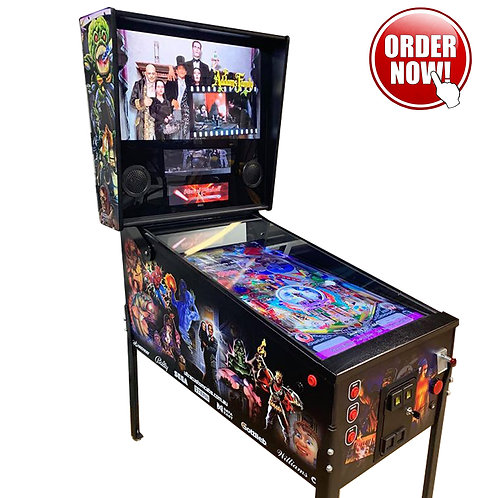 Virtual Pinball Machine 4K 43' Playfield