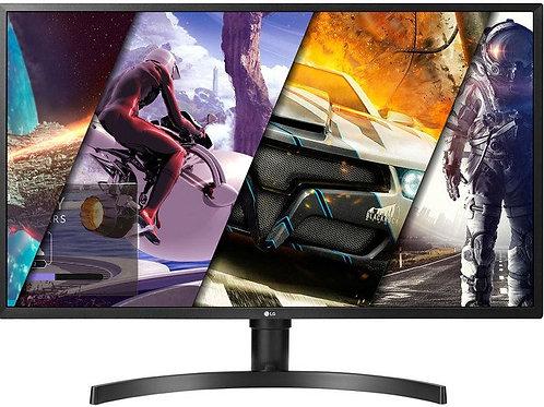 """32"""" LG (32UK550-B) UHD 4K Monitor Upgrade - Xtreme Arcade ONLY!"""
