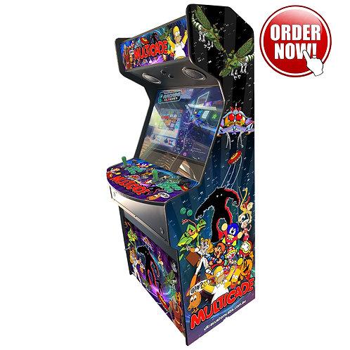 2- Player Retro BOSS Arcade Machine 70,000 plus Games Hyperspin
