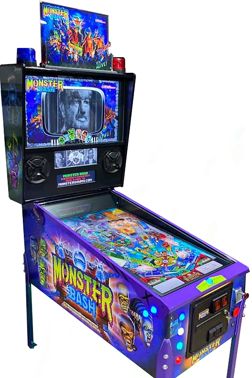 XTREME Virtual Pinball Machine 4K 43' Playfield