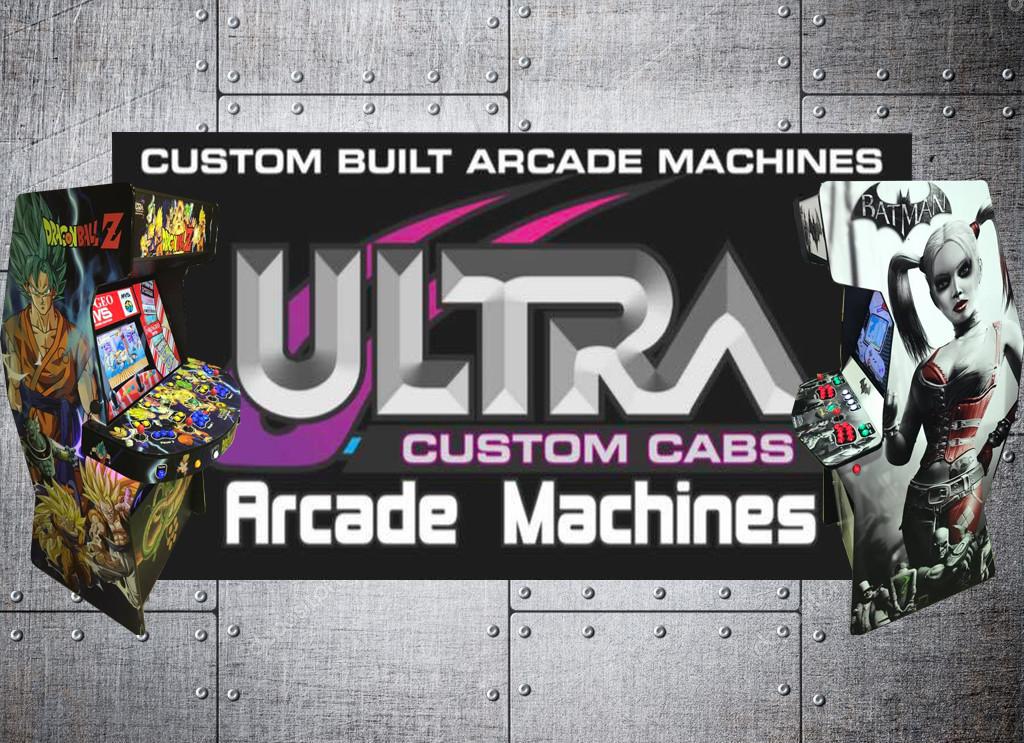 Custom Built Arcade Machines Brisbane Australia