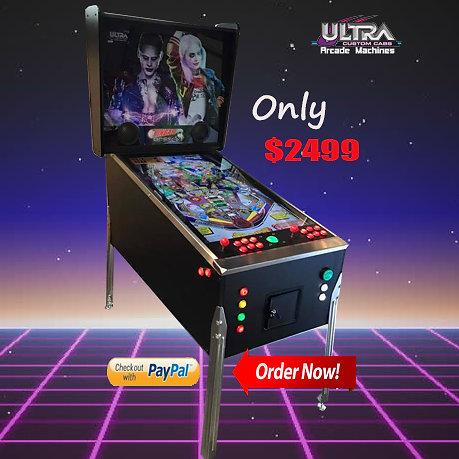 Custom Built Arcade Machines Brisbane Australia | 2 In1 Aracde and ...