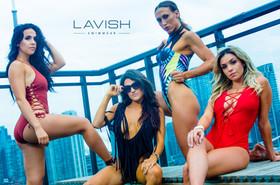 Lavish Swimwear Summer Collection