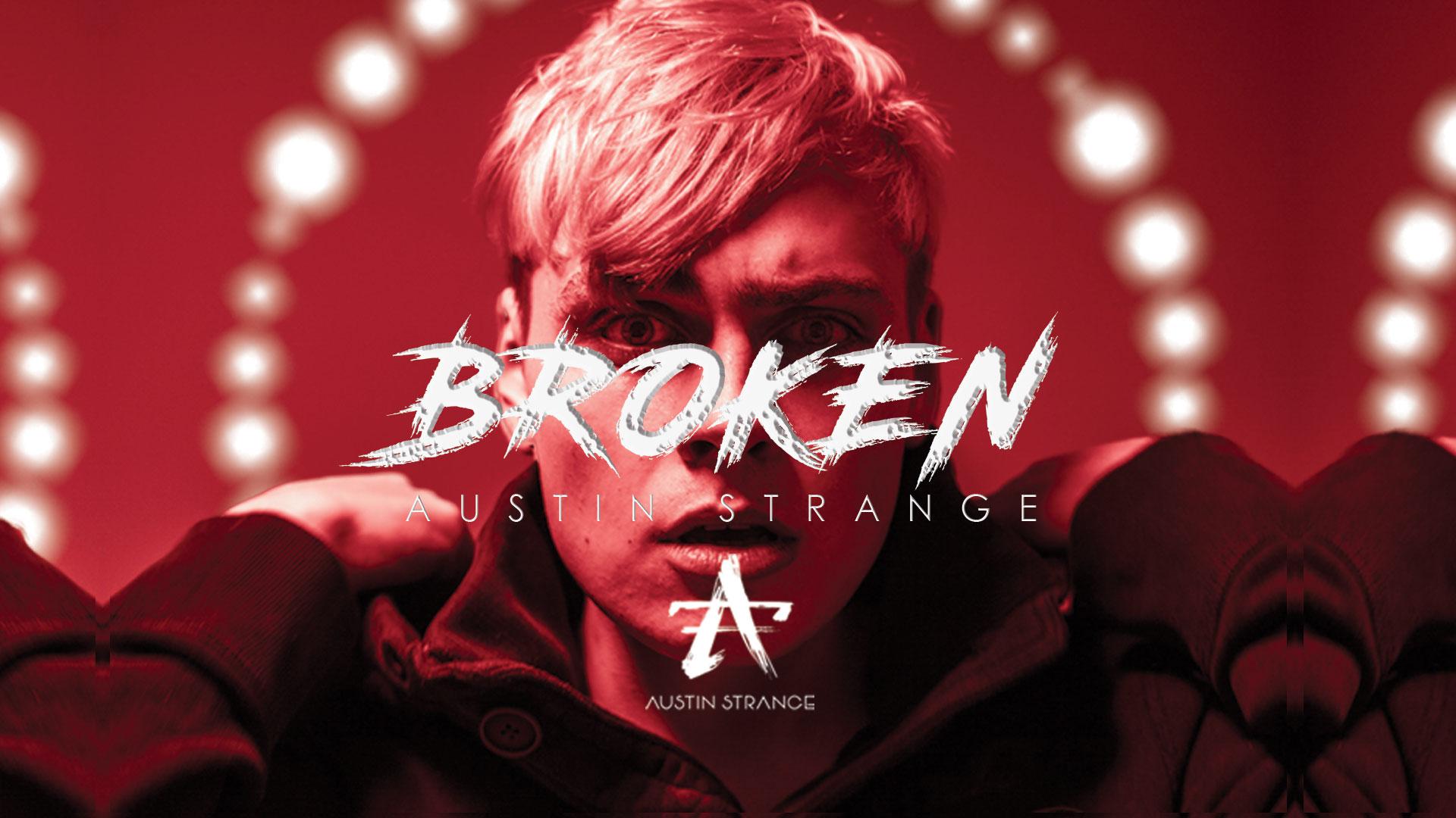 BROKEN Official EP Cover