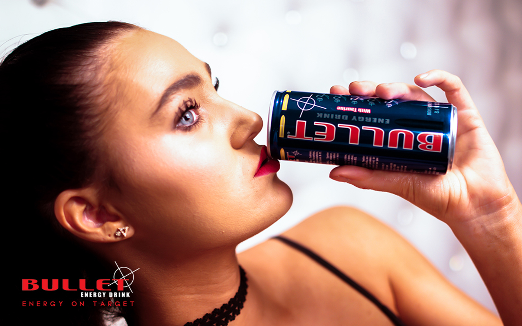 Bullet Energy Drink Official Poster