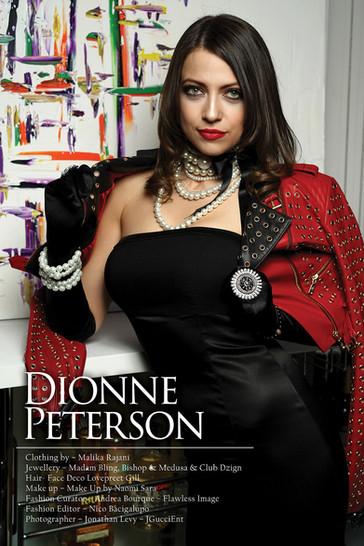 Waterfont Magazine x Dionne Peterson