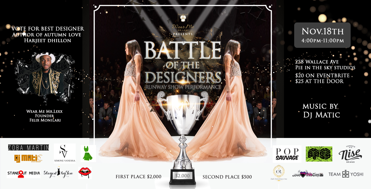 Battle of Designers