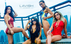 Lavish Swimwear Official Poster