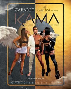 CABARET by Après Noir  KAMA Show