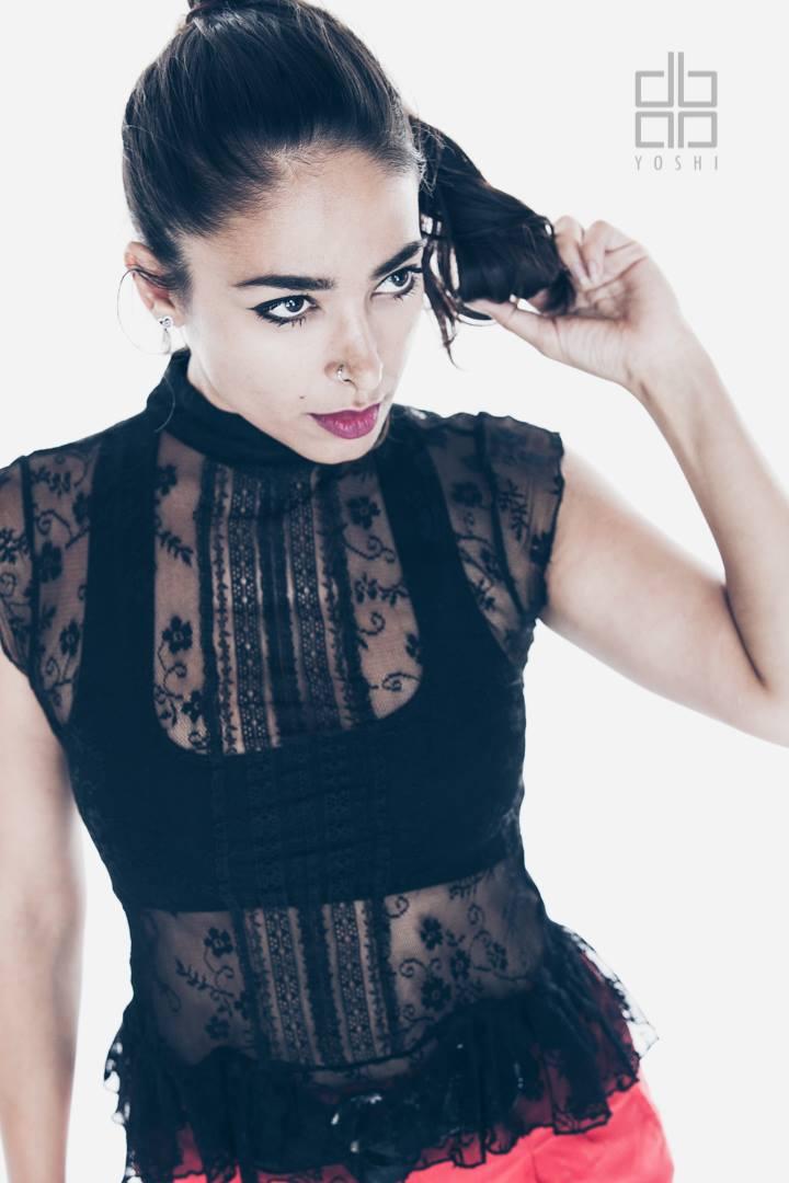 Model: Lina Fouro