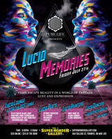 Lucid Memories Official Poster