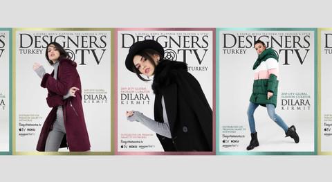 DesignersTV Turkey x Dilara Kirmit