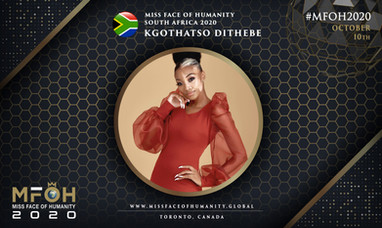 Miss Face of Humanity South Africa