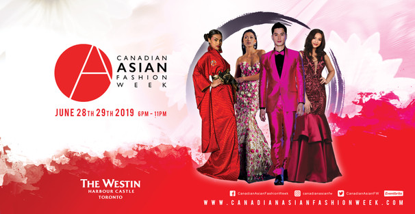 Canadia Asian Fashion Week Main Poster