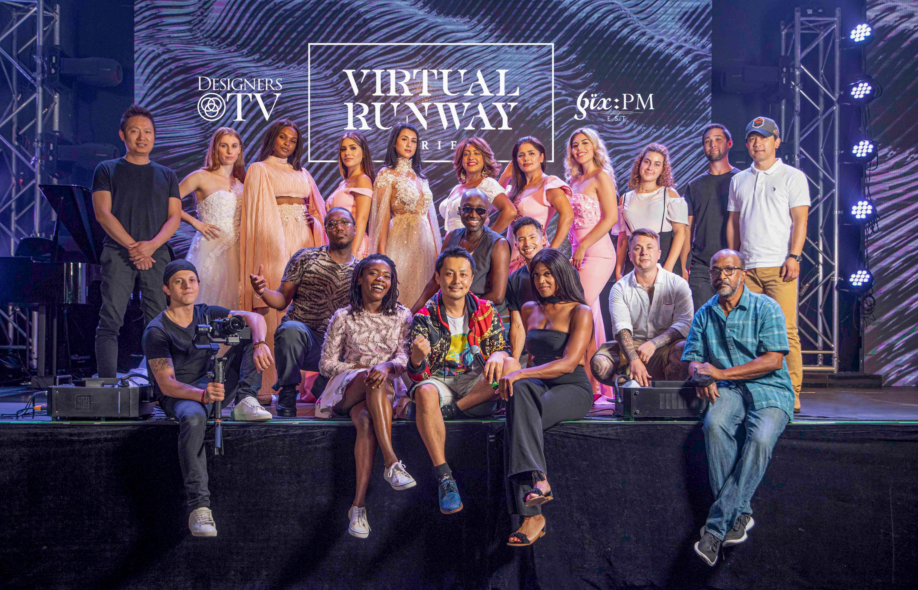 Virtual Runway feat. Zoba Martin