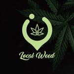 Local Weed Logo