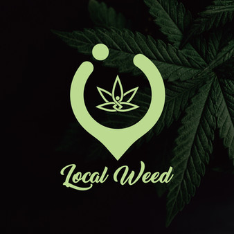 Local Weed Logo