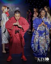 KIMO Couture Ruwnay at CAFW
