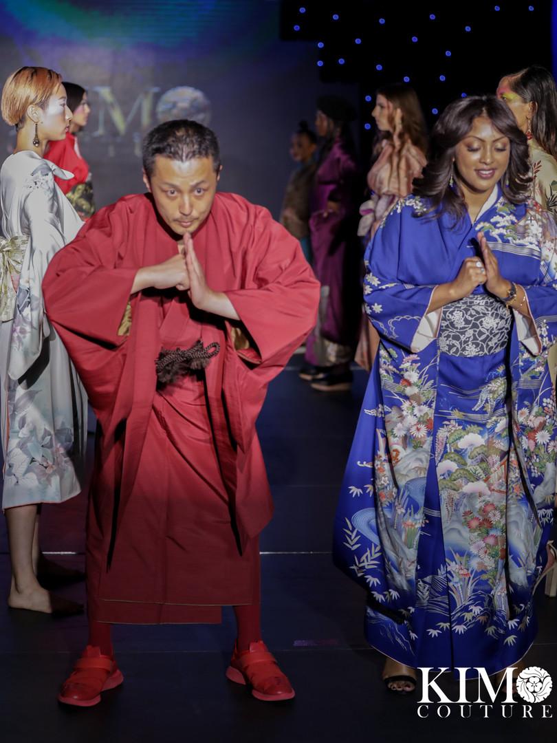 Yoshi Idea x Kimo Couture