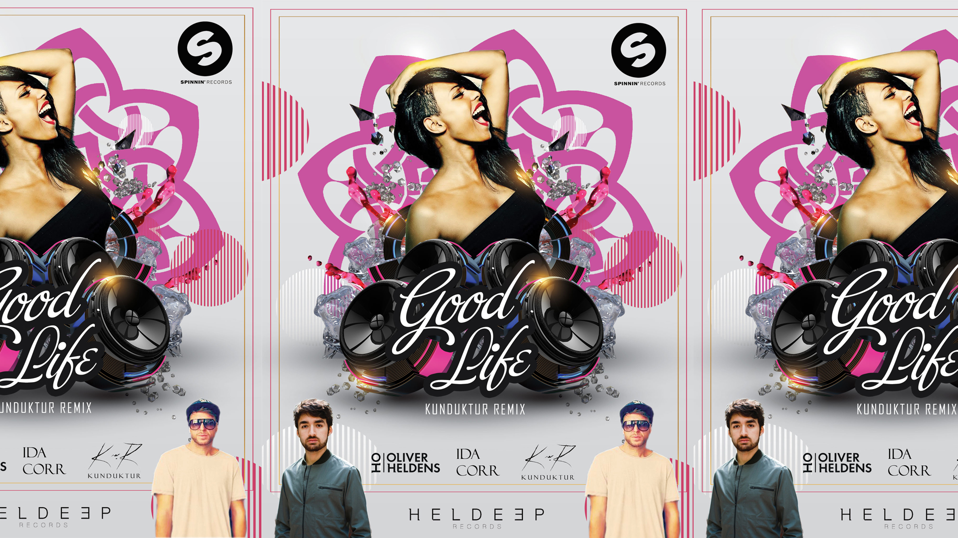 Oliver Helden Good Life remix