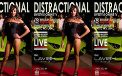 Distractional TV Official Cover