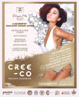 CREE - CO Fashion Show