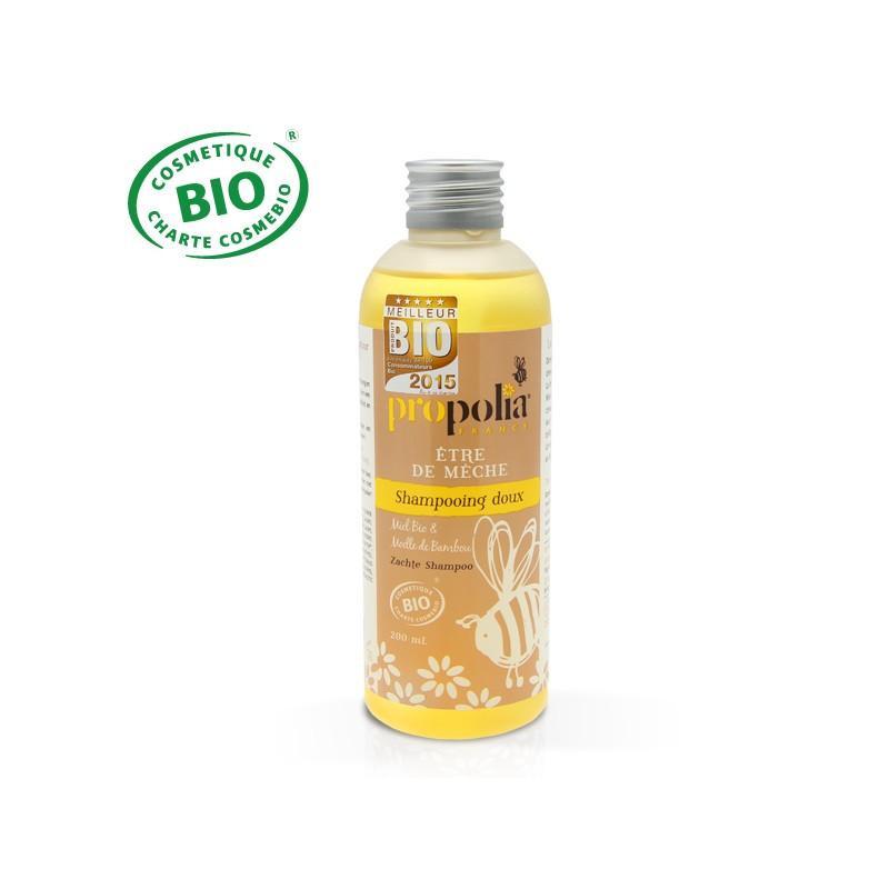 Propalia shampoing bio et naturel. shampoing cheveux fins et colorés