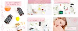 e-shop beauté et cosmétique bio. nuoobox