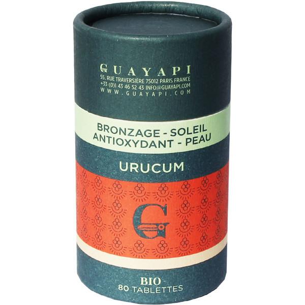 Compléments alimentaires solaires guayapi
