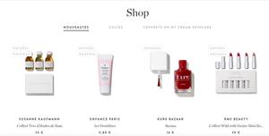 e-shop beauté et cosmétique bio. oh my cream. e-shops pour acheter ses cosmétiques bio