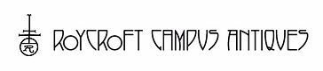Roycroft Campus Antiques Logo