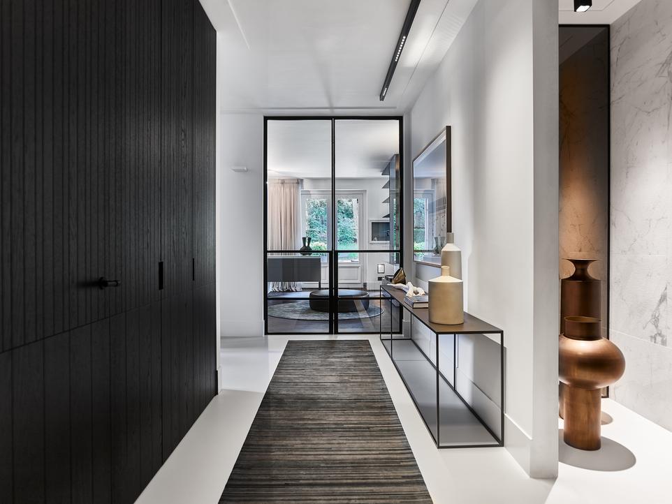 Grand&Johnson Modern Herenhuis - Co Contract