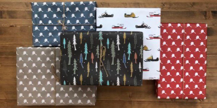 Little Alaska's Gift Wrap & Craft Paper