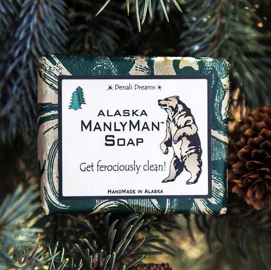 Alaska Manly Man Soap