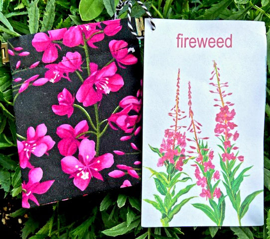 Fireweed Coin Pouch