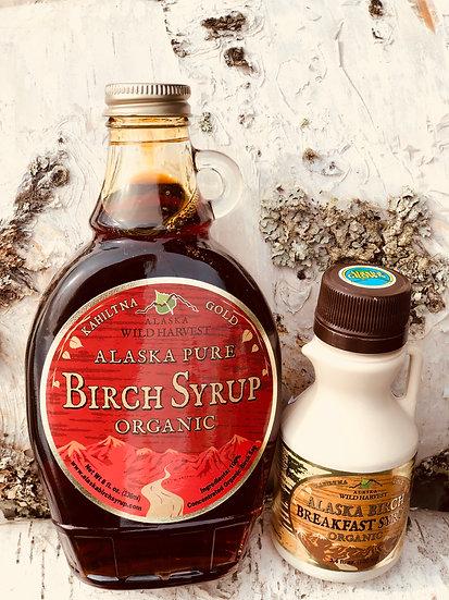 Alaska Syrups