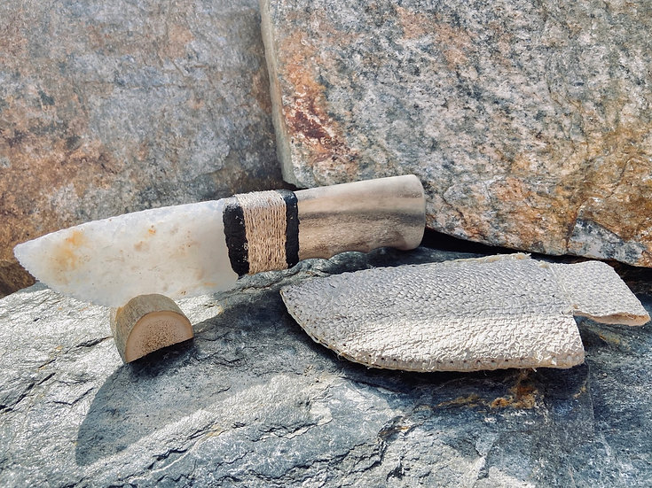 Caribou Creek Hand-made Knife