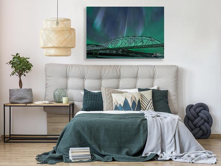 Aurora Nenana Bridge