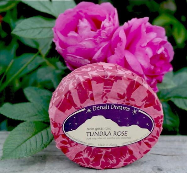 Tundra Rose Soap