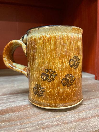 Bear Paw Hand-made Tom's Pots Mug